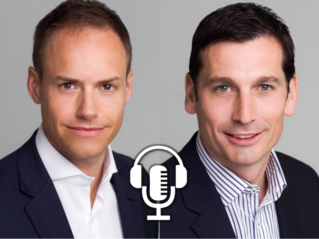 Brad Lynch and Symon Vegter featured guests on Epsilon Direct Lending Podcast with Mick Wright-Smith