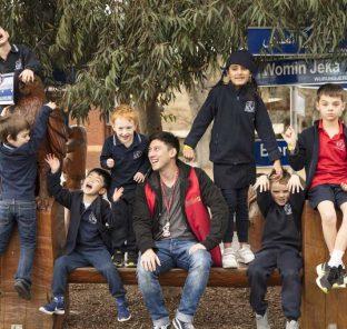 Junior Adventurers Group