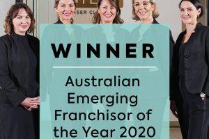 Franchise Awards Winner 2020